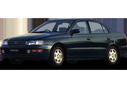 Спойлера для Toyota (Тойота) Corona 8-11 1987-2002
