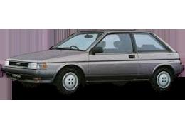 Спойлера для Toyota (Тойота) Corsa 1990-1999