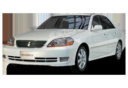 Спойлера для Toyota (Тойота) Mark X110 2000-2004