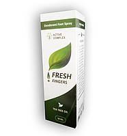 Fresh Fingers - Спрей-дезодорант для ног (Фреш Фингерс)