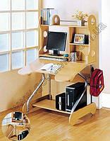 Комплект мебели: детский компьютерный стол KD-334 + детский стул KD-Н17