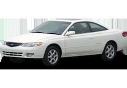 Спойлера для Toyota (Тойота) Solara 1 1998-2003