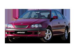 Спойлера для Toyota (Тойота) Avensis 1 1997-2003