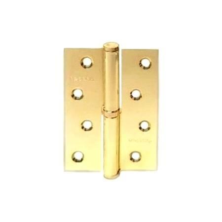 Петли дверные Apecs 100*75-B-Steel-G-L
