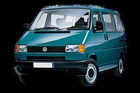 Спойлера для Volkswagen (Фольксваген) T4 1990-2003