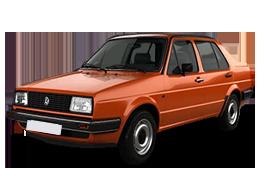Спойлера для Volkswagen (Фольксваген) Jetta 2 1984-1992