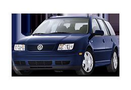 Спойлера для Volkswagen (Фольксваген) Jetta 4 1998-2005