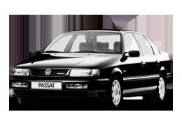 Спойлера для Volkswagen (Фольксваген) Passat B3/B4 1988-1997