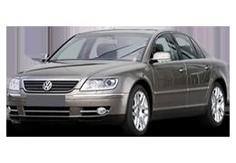 Спойлера для Volkswagen (Фольксваген) Phaeton 1 2002-2010