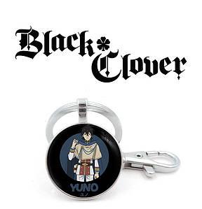 """Брелок Черный клевер """"Yuno"""" / Black Clover"""