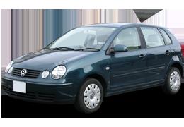 Спойлера для Volkswagen (Фольксваген) Polo 4 2001-2009