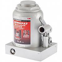 Домкрат 30 т гидравлический бутылочный h подъема 240-370 мм // MTX MASTER 507359