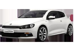 Спойлера для Volkswagen (Фольксваген) Scirocco 3 2008-2017