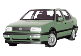 Спойлера для Volkswagen (Фольксваген) Vento 1992-1998