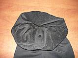 """Мужские махровые подштанники """"Kenalin"""". р. L/XL. Черные, фото 6"""