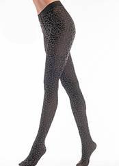 Колготи жіночі 50Den сірого кольору з 3D ефектом. ТМ Gatta. Розмір: 3