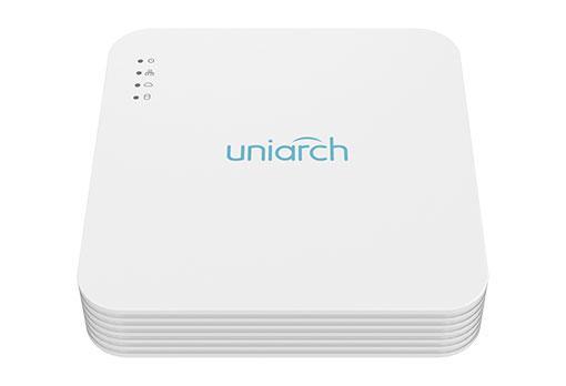 IP видеорегистратор UniArch NVR-104LS-P4 (PoE) для видеонаблюдения