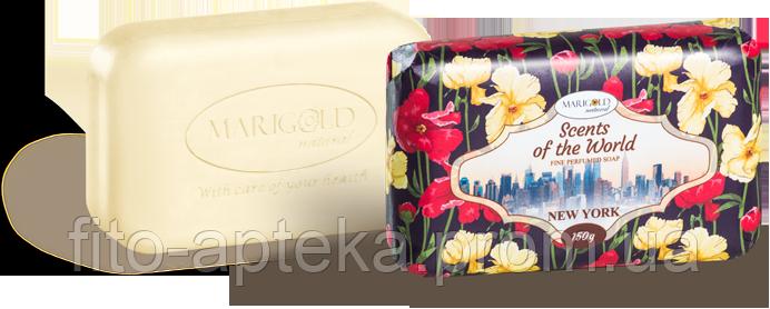 "Мыло натуральное Marigold Natural ""New York"" (Нью-Йорк)"