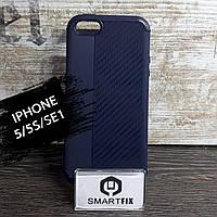 Противоударный чехол для iPhone 5/5S/SE iPaky Синий, фото 1