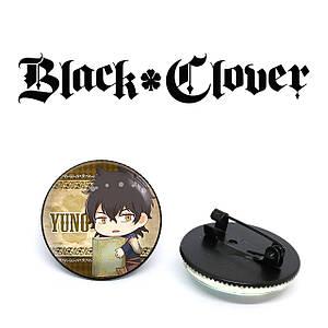 "Значок Черный клевер ""Yuno"" / Black Clover"