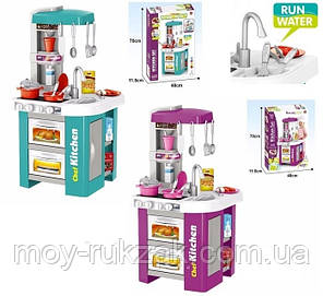 Детская игровая кухня, Kitchen Chef с водой, звуковые эффекты, аксессуары,34х72,5х33 см, 922-48, фото 2