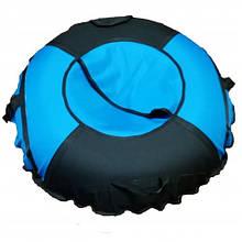 Тюбинг (Надувные Санки-Ватрушка) D-100 1.1 Черно-Синий
