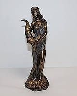 Статуэтка Фортуна с рогом изобилия Veronese 28 см 71833A4