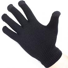 Перчатки iGlove для сенсорных экранов смартфонов Black (3571-10426a)