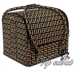 Бьюти кейс для косметики, чемодан для визажиста, мастера маникюра / професійний кейс для косметики