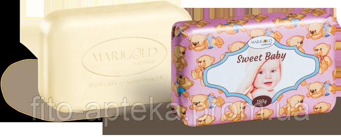 """Мыло натуральное Marigold Natural """"Sweet Baby"""" (Сладкий Малыш)"""