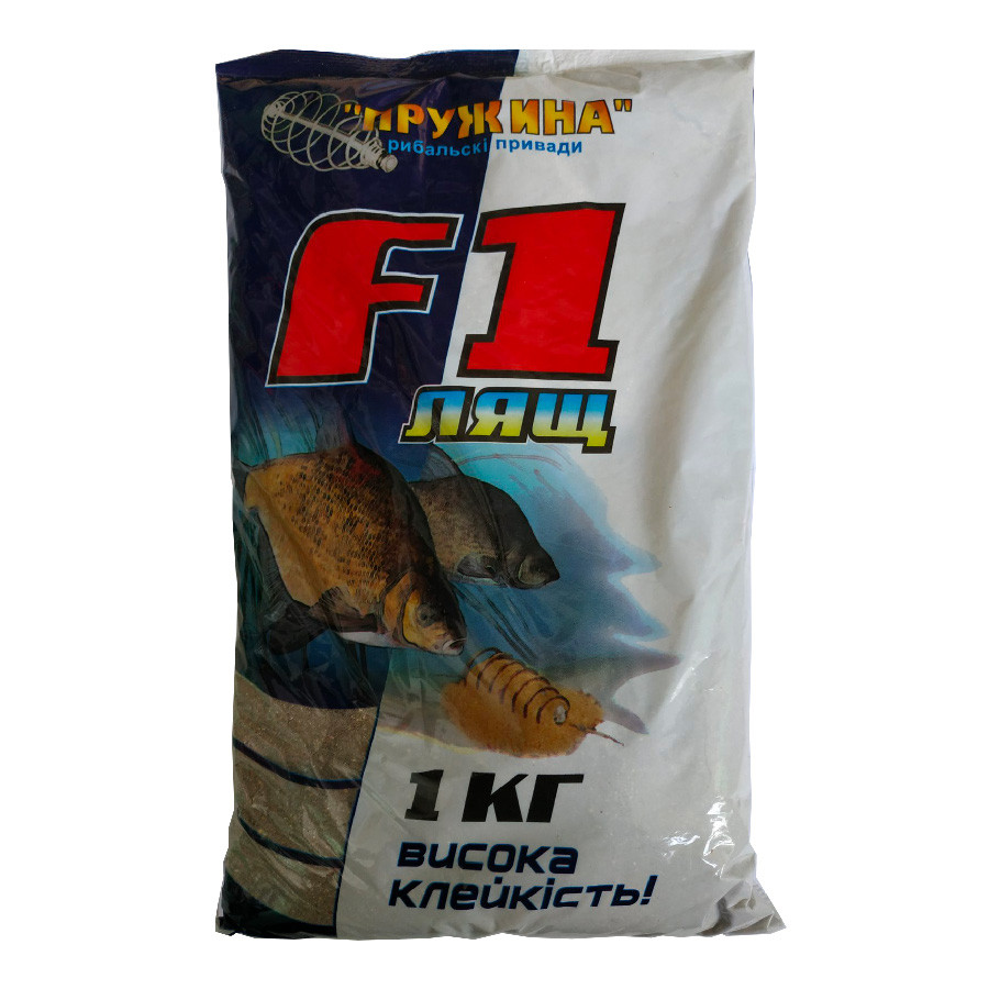 "Прикормка для рыб Fishdream ""Ф1 Лещ"", 1кг"