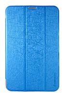 Чехол-книжка для LENOVO A3000 Idea TAb, голубой /flip case/флип кейс /леново