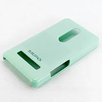 Чехол-накладка для Nokia Lumia 210, пластиковый, Buble Pack, Бирюзовый /case/кейс /нокиа
