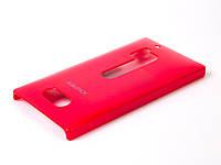 Чехол-накладка для Nokia Lumia 928, пластиковый, Buble Pack, Малиновый /case/кейс /нокиа
