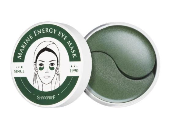 Гидрогелевые патчи под глаза Shangpree Marine Energy eye mask