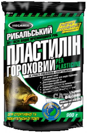Рыболовный пластилин Megamix, 500г, Гороховый