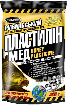 Рыболовный пластилин Megamix, 500г, Мед