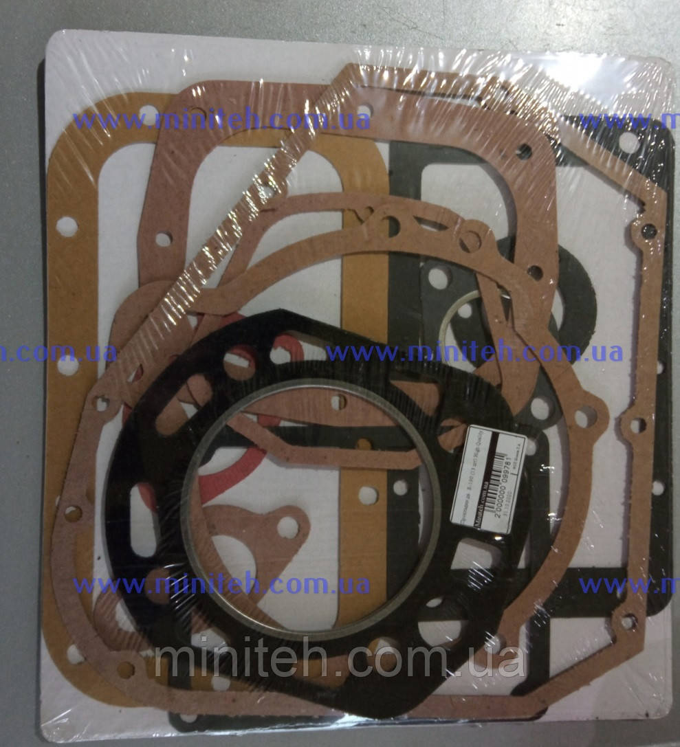 Прокладки дв.  R-190 (13 шт) High Quality