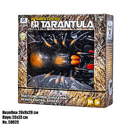 Паук Тарантул на пульте управления 58620 (радиоуправляемый паук)