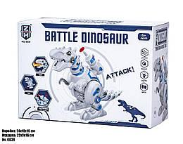 Интерактивный дракон / динозавр REX 0839 (имитация огня, звуковые и световые эффекты)