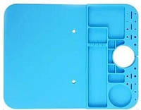 Термоизаляционный силиконовый коврик для микроскопа B1 Relife RL-004M