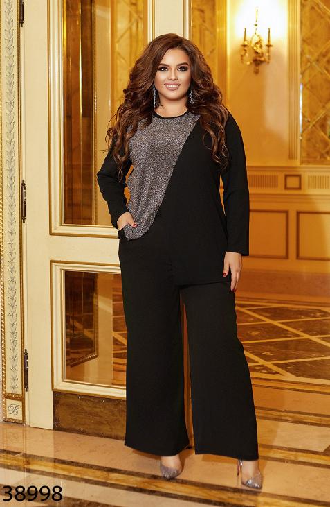 Брючный костюм женский Размеры: 48-50, 52-54, 56-58, 60-62