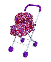 Кукольная коляска CS4816 (игрушечная коляска для кукол)