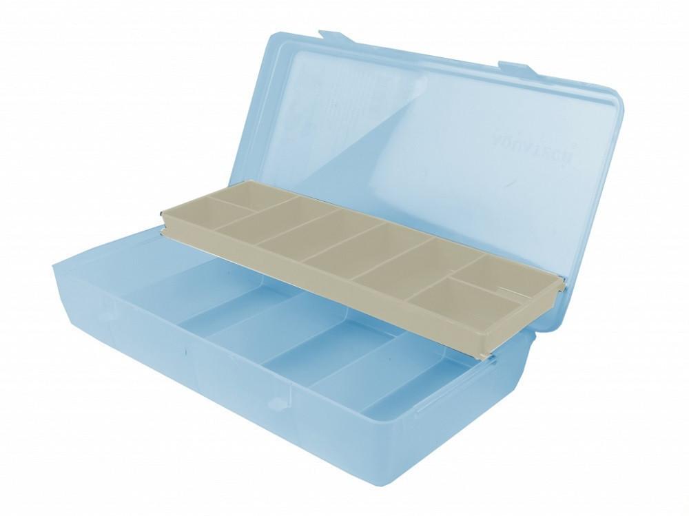 Коробка Aquatech 7100 со скользящей полкой