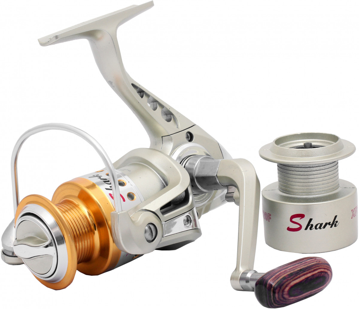 Катушка Shark XP, 9BB+1RB 3000