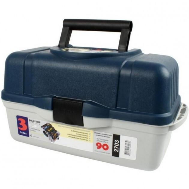 Ящик для инструмента и снастей Aquatech 2703