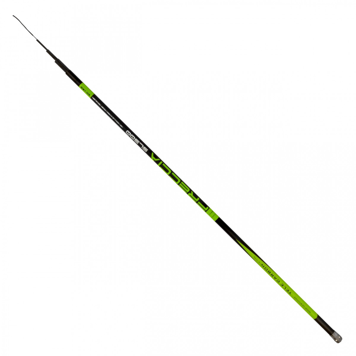 Махова вудка Solaris Freccia High Carbon Pole, 15-40г, б/к 6м