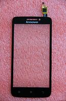 Оригинальный тачскрин / сенсор (сенсорное стекло) для Lenovo S650 (черный цвет)