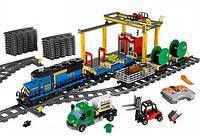 Конструктор Lion King 180027 «Грузовой поезд» 959 деталей