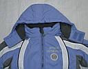 Зимовий комплект: куртка і штани фіолетовий (QuadriFoglio, Польща), фото 4